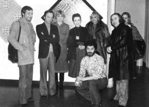 Pers Studio Casati, Merate, 1977
